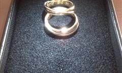 Auguri per le nozze d,argento